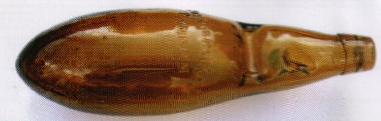 The famous Rogers Rock amber hybrid