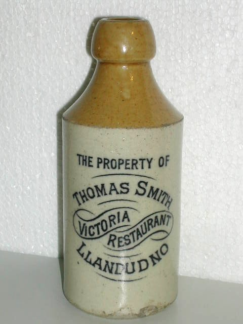 Thomas Smith, Victoria Restaurant, Llandudno