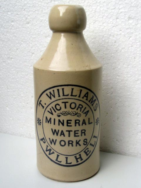 T. Williams, Victoria Mineral Water Works, Pwllheli