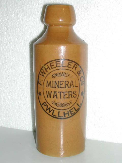 F. Wheeler & Co., Mineral Waters, Pwllheli