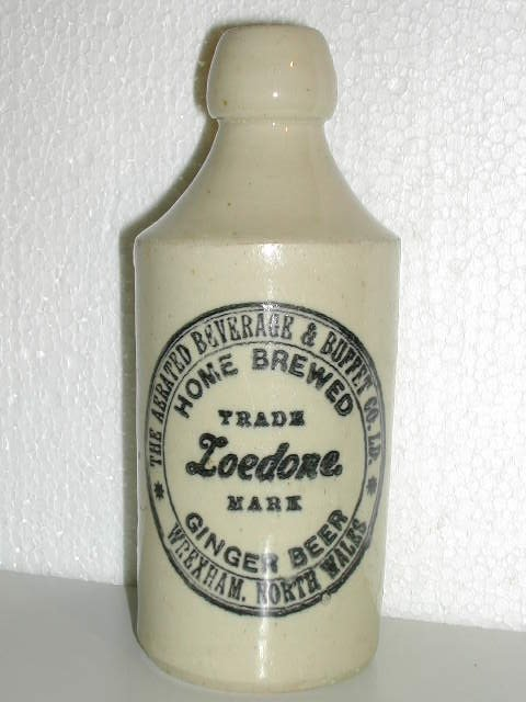 Zoedone, The Aerated Beverage & Buffet Co. Ld., Wrexham
